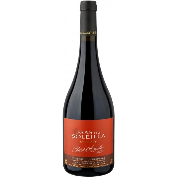 Вино La Clape Clot de l'Amandier 2009 0.75 л