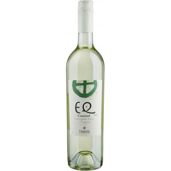 Вино EQ Sauvignon Blanc Coastal 2012 0.75 л