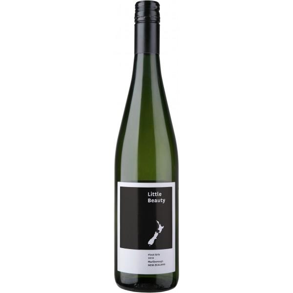 Вино Little Beauty Pinot Gris 2010 0.75 л