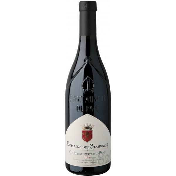 Вино Chateauneuf du Pape Rouge 2011 0.75 л