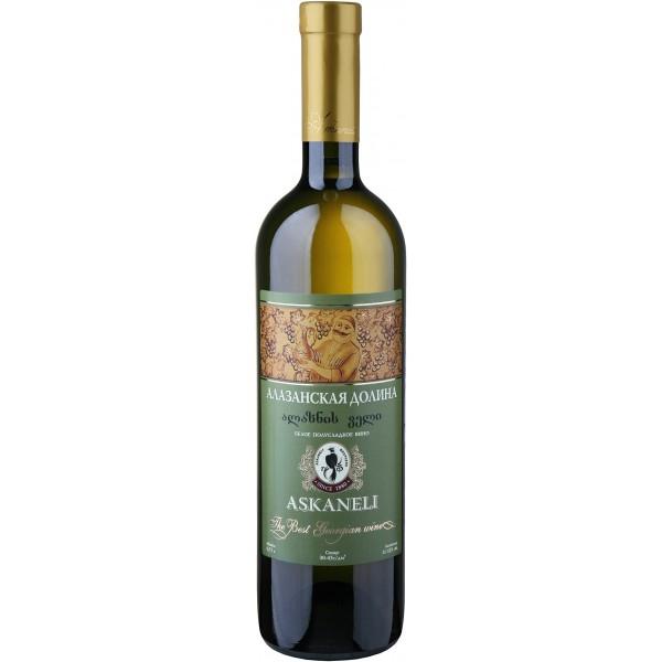 Вино Alazani Valley White 0.75 л