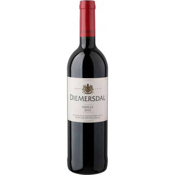 Вино Diemersdal Shiraz 2012 0.75 л