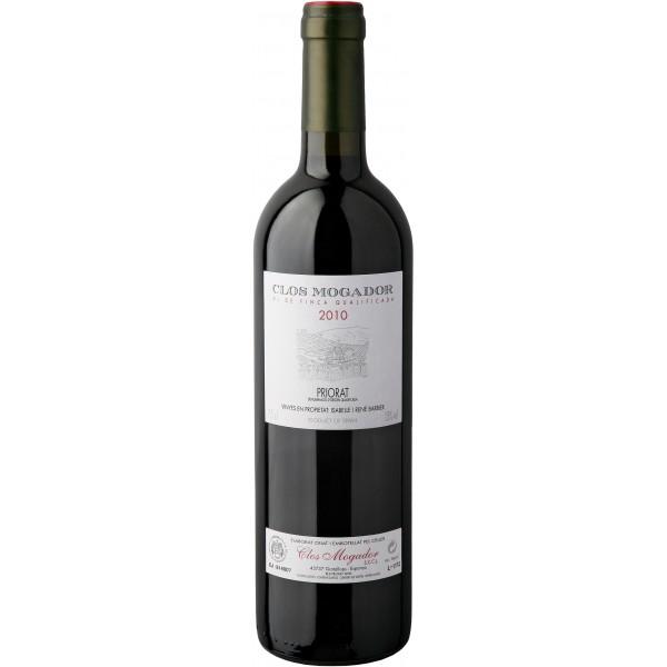 Вино Priorat Clos Mogador 2010 0.75 л