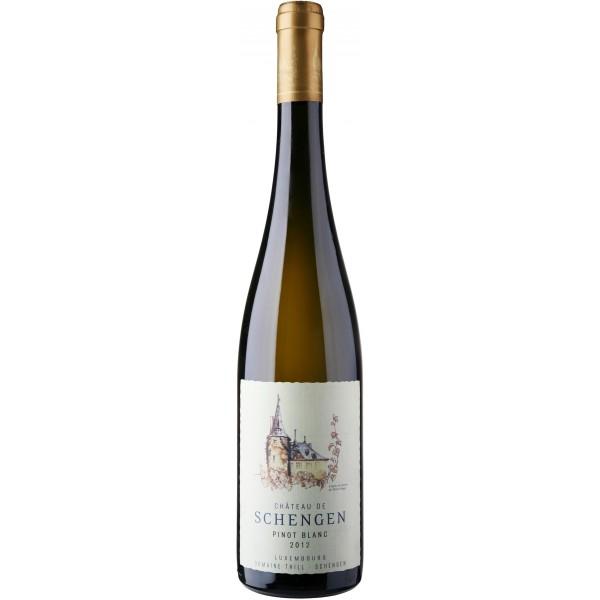 Вино Chateau de Schengen Pinot Blanc 2012 0.75 л