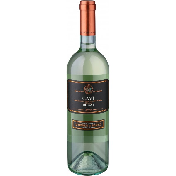 Вино Gavi di Gavi DOCG 2013 0.75 л
