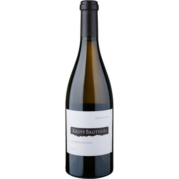 Вино Krupp Brothers Chardonnay 2010 0.75 л