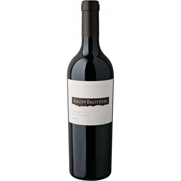 Вино Krupp Brothers Cabernet Sauvignon 2008 0.75 л