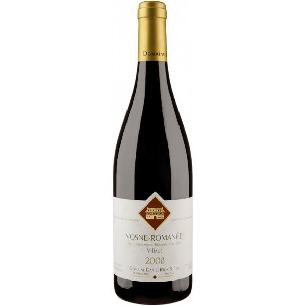 Вино Vosne Romanee Village 2011 0.75 л