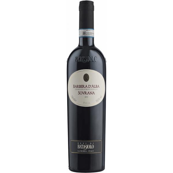 Вино Sovrana Barbera d'Alba DOC 2011 0.75 л