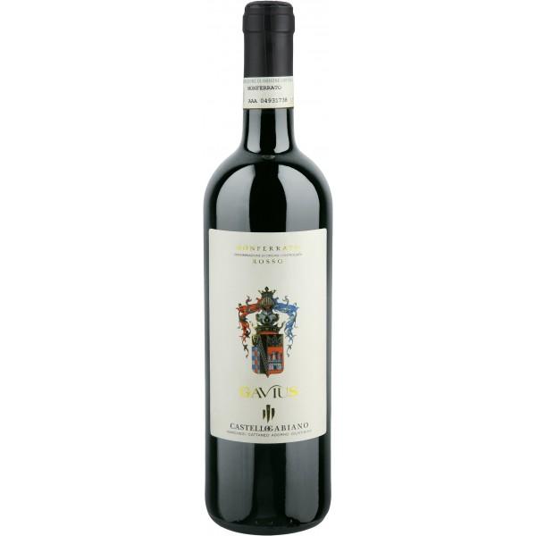 Вино Gavius Monferrato Bianco Castello di Gabiano 2011 0.75 л