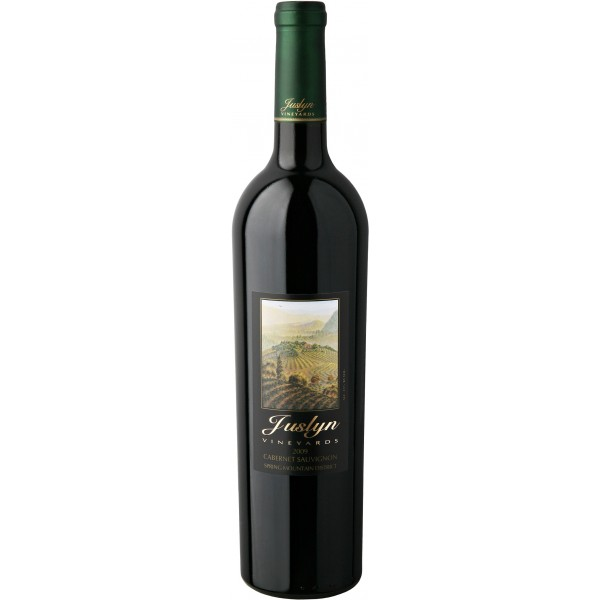 Вино Cabernet Sauvignon Juslyn Vineyards 2009 0.75 л