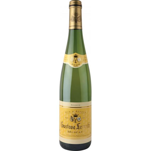 Вино Muscat Reserve Alsace 2012 0.75 л