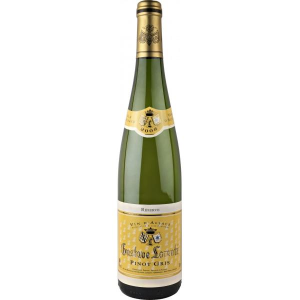 Вино Pinot Gris Reserve 2012 0.75 л