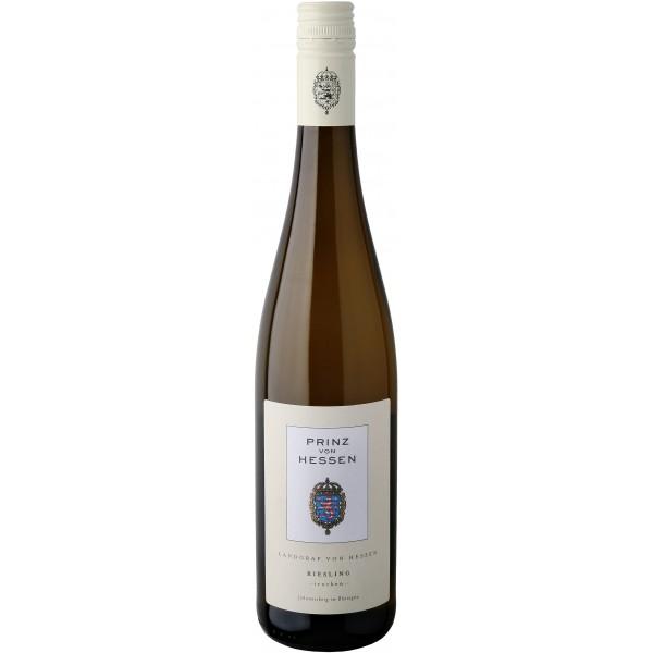 Вино Riesling Landgraf von Hessen 2012 0.75 л