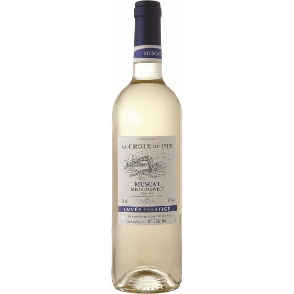 Вино La Croix du Pin Muscat 2017 0.75 л