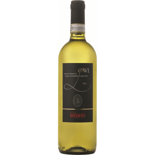 Вино Gavi Batasiolo 2013 0.75 л