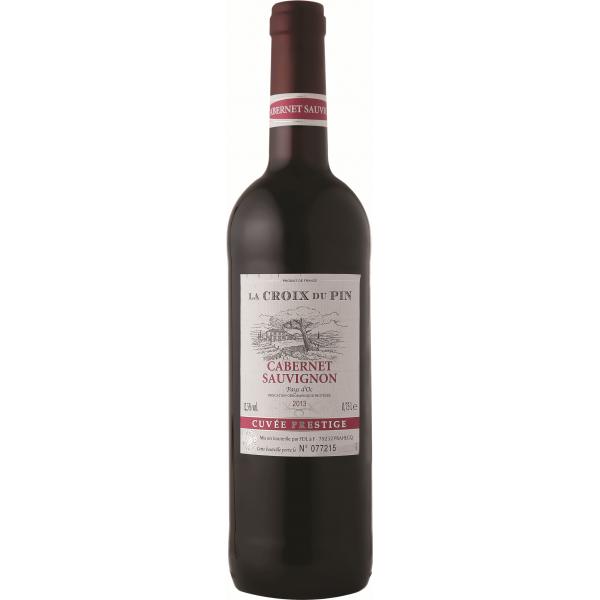 Вино La Croix du Pin Cabernet Sauvignon 2013 0.75 л