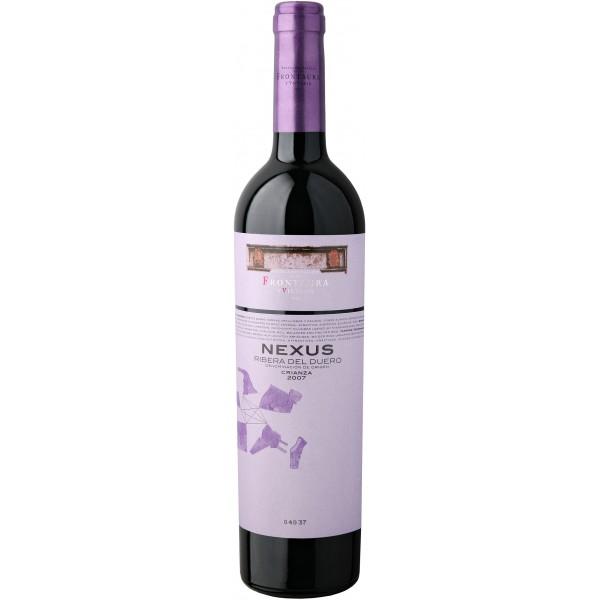 Вино Nexus Crianza Ribera del Duero DO Bodega del Palacio de los Frontaura y Victoria 2010 0.75 л