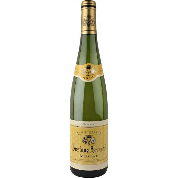 Вино Gustave Lorentz Muscat Reserve 2013 0.75 л