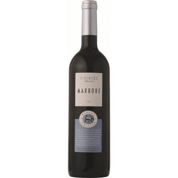Вино Pirineos Seleccion Marbore Somontano 2005 0.75 л