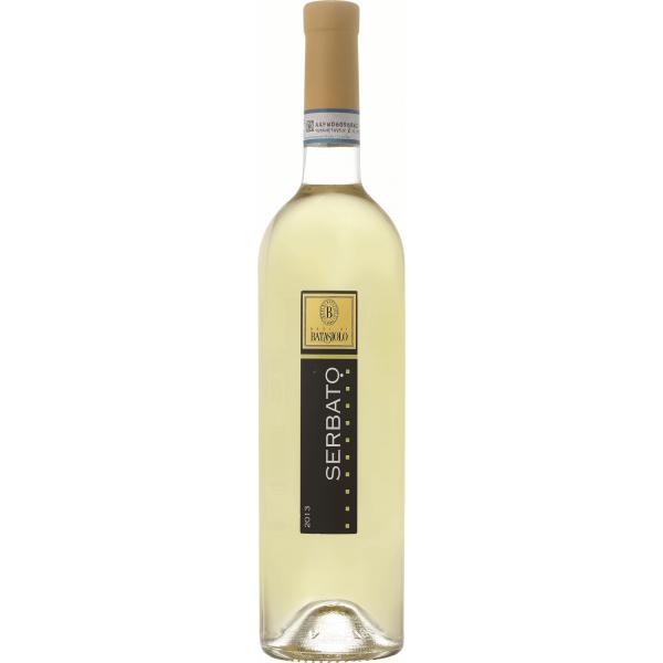 Вино Serbato Langhe Chardonnay DOC 2013 0.75 л