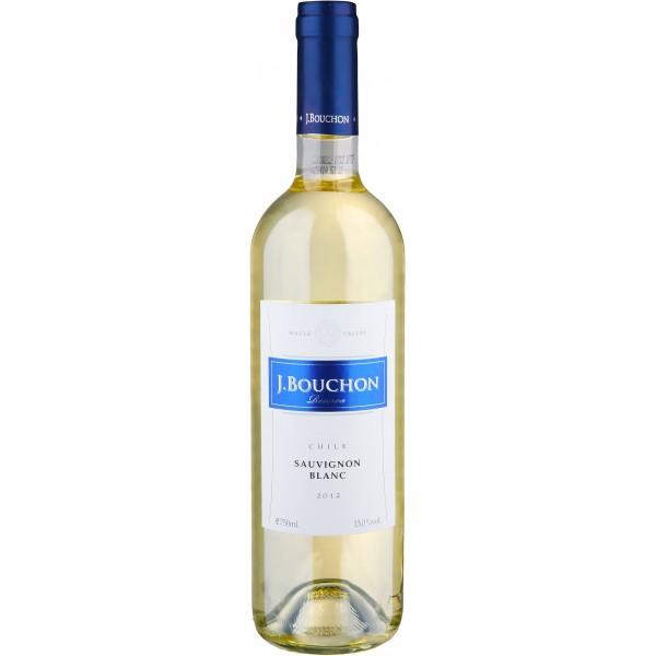 Вино Bouchon Sauvignon Blanc Reserva 2014 0.75 л