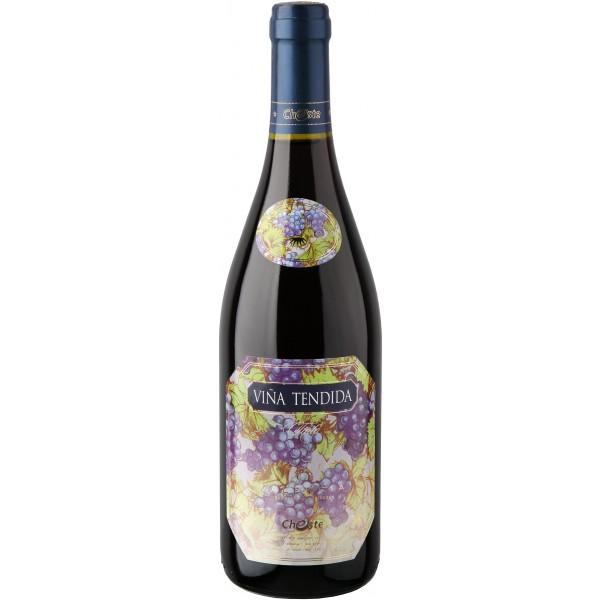 Вино Vina Tendida Valencia Rouge Demi sec 0.75 л