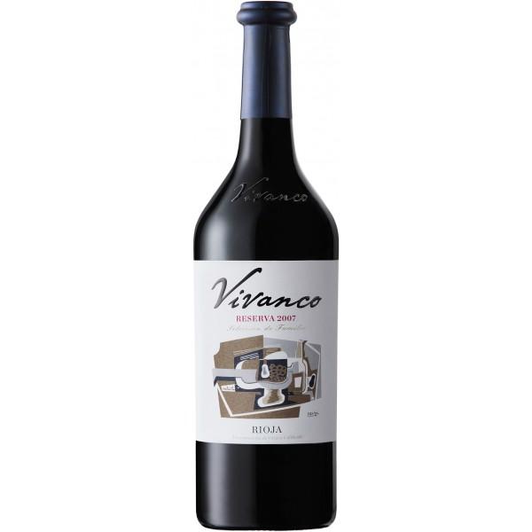 Вино Dinastia Vivanco Reserva Rioja Vivanco'07 2007 0.75 л