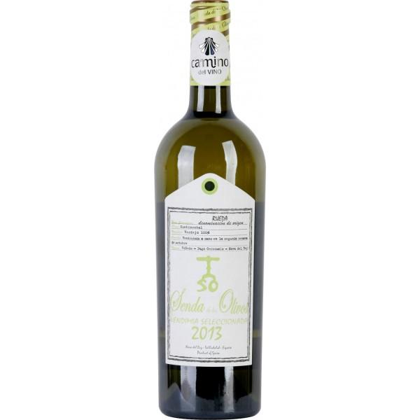 Вино Camino Del Vino Vendimia Seleccionada Verdejo 0.75 л