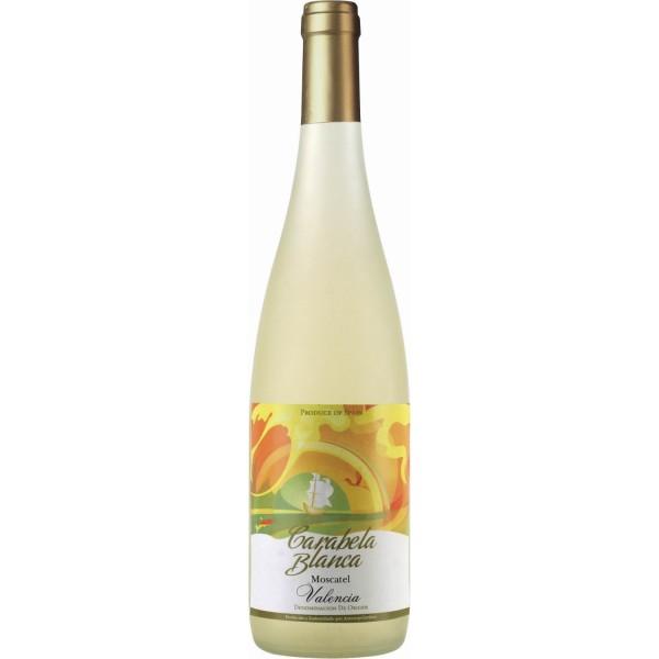 Вино Moscatel Valencia Сarabela Blanca 0.75 л