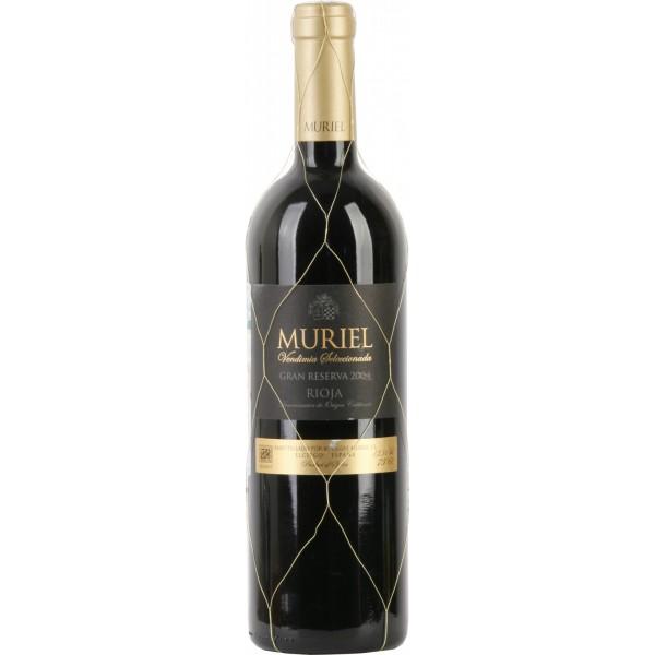 Вино Muriel Gran Reserva Rioja 0.75 л