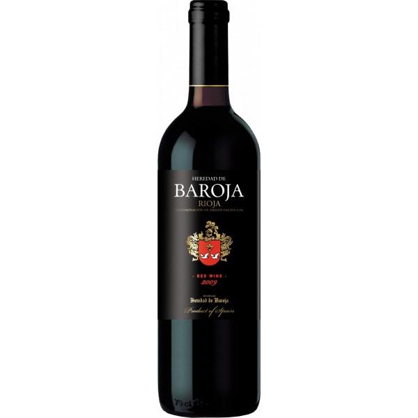 Вино Heredad de Baroja Rioja 0.75 л