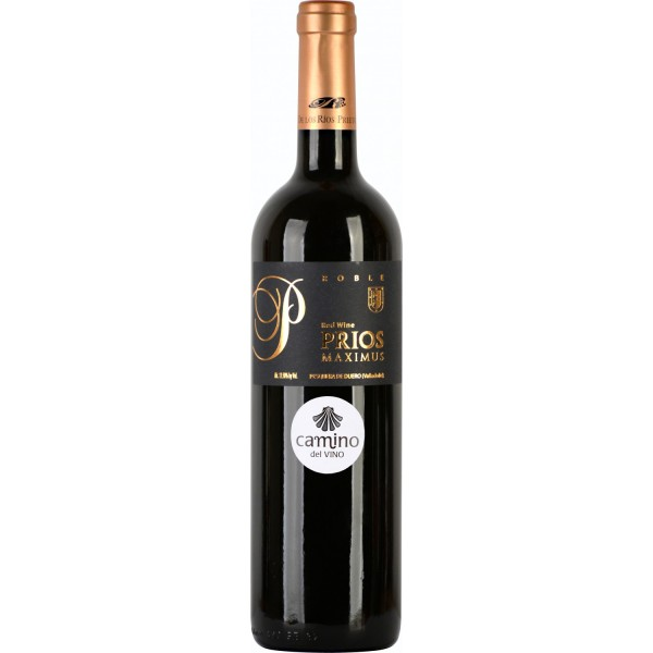 Вино Camino Del Vino Prios Maximus Roble 0.75 л