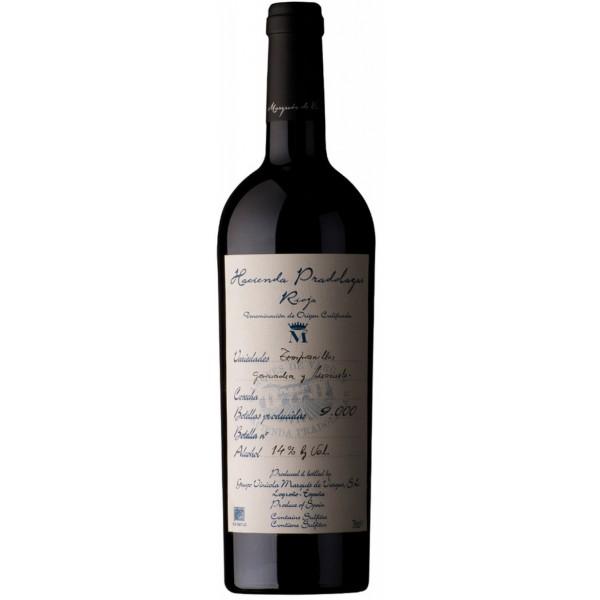Вино Marques de Vargas Hacienda Pradolagar Rioja Rеserva 0.75 л