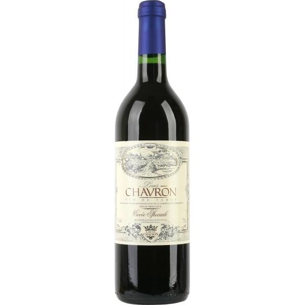 Вино Rouge Cuvee Speciale Louis Chavron 0.75 л