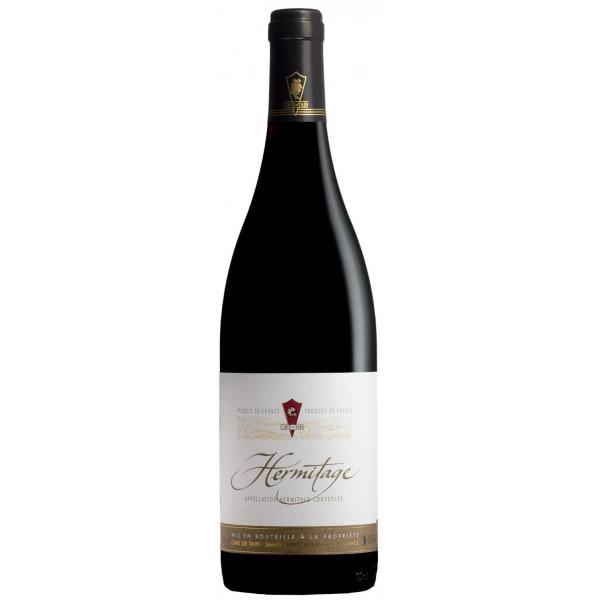 Вино Hermitage Cave de Tain Rouge Sec 2010 0.75 л