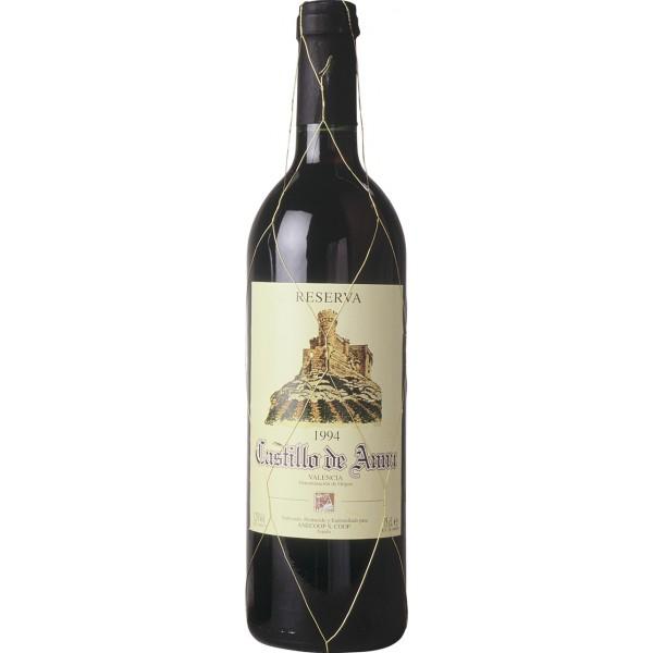 Вино Castillo De Anna Reserva Valencia 0.75 л