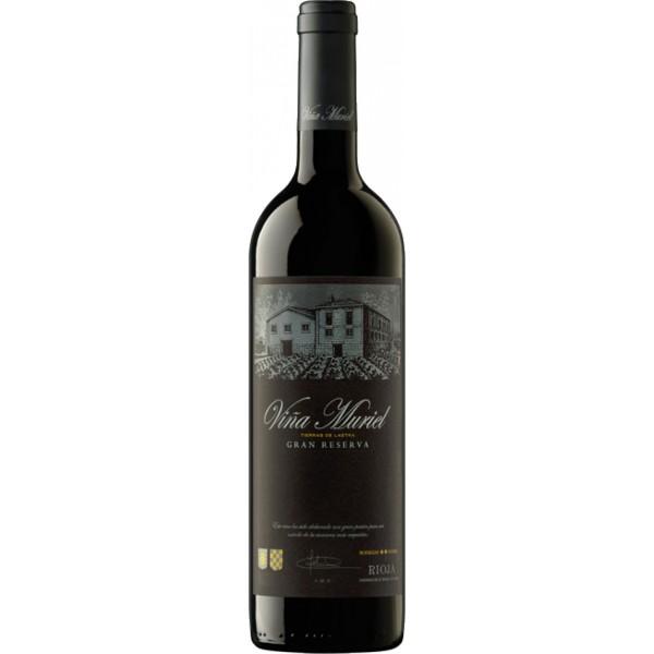 Вино Vina Muriel Gran Reserva Rioja 0.75 л