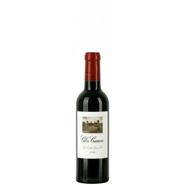 Вино Clos Canon Saint Emilion Grand Cru 2007 0.375 л