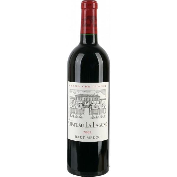 Вино Chateau la Lagune Grand Cru Classe 2003 0.75 л