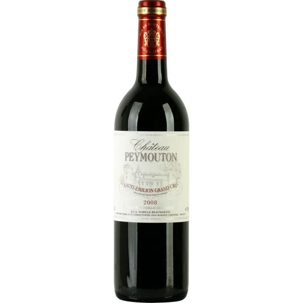 Вино Chateau Peymouton Saint Emilion Grand Cru 0.75 л