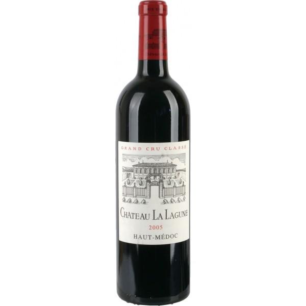Вино Chateau la Lagune Grand Cru Classe 2005 0.75 л
