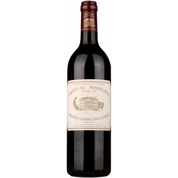 Вино Chateau Margaux Premier Grand Cru Classe 1978 0.75 л