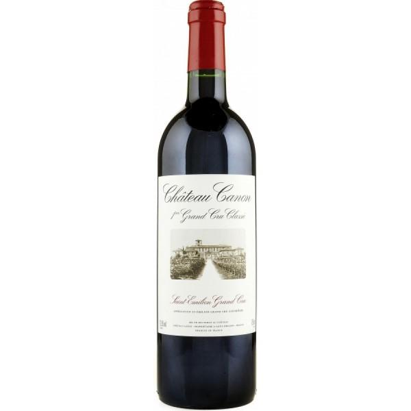Вино Chateau Canon Saint-Emilion 1-er Grand Cru Classe`94 1994 0.75 л