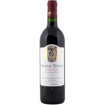 Chateau Teynac Saint-Julien`08 (Шато Тейнак Сент-Жульен`08)