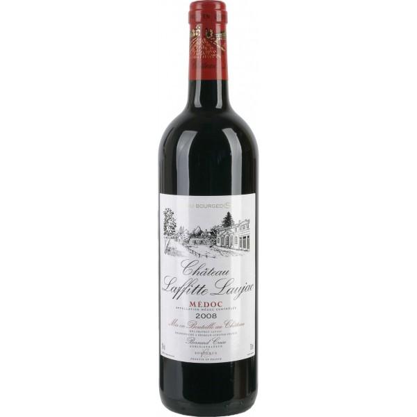 Вино Chateau Laffitte Laujac Medoc 0.75 л