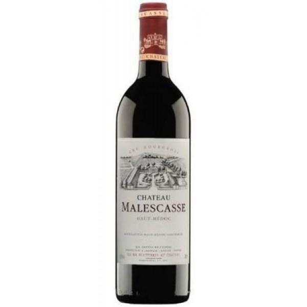 Вино Chateau Malescasse Cru Bourgeois 2008 0.75 л