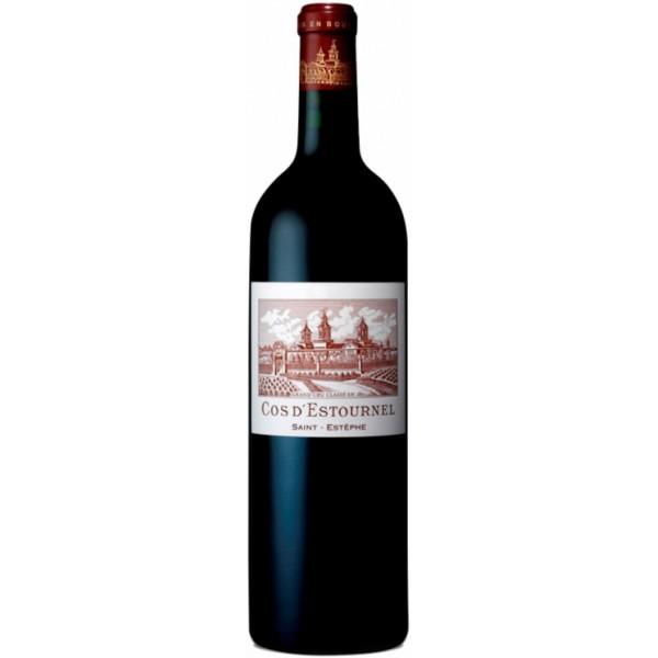 Вино Chateau Cos d`Estournel Saint-Estephe Grand Cru Classe`04 2004 0.75 л
