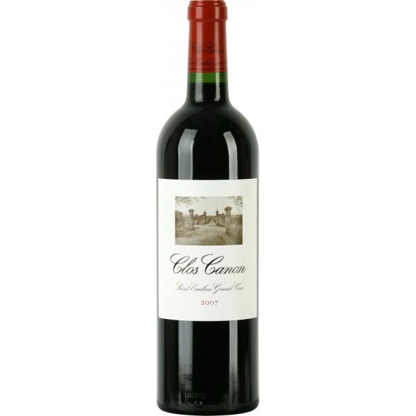 Вино Clos Canon Saint Emilion Grand Cru 2008 0.75 л