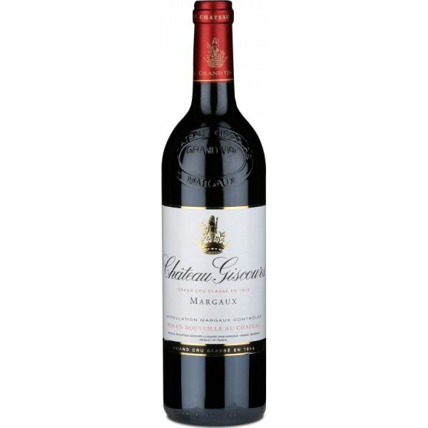Вино Chateau Giscours Grand Cru Classe 2008 0.75 л